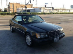 1994 Mercedes-Benz E320 Convertible front side