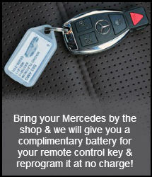 Mercedes Key Reprogramming